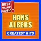Hans Albers - Greatest Hits (Best Value Music) de Hans Albers