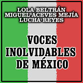 Voces Inolvidables de México by Various Artists