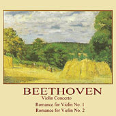 Beethoven, Violin Concerto, Romance for Violin No. 1, Romance for Violin No. 2 by Jan Czerkow