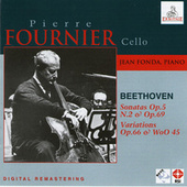 Pierre Fournier e Jean Fonda, Beethoven von Pierre Fournier