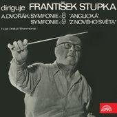 František Stupka conducts by Czech Philharmonic Orchestra