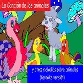 Las canciones de los animales y otras melodías sobre animales en español (Karaoke versión) von YLEE Kids