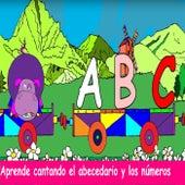 Aprende cantando el abecedario y los números en español von YLEE Kids
