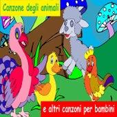 Canzone degli animali e altri canzoni per bambini von YLEE Kids