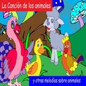 Las canciones de los animales y otras melodías sobre animales en español von YLEE Kids
