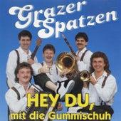 Hey du, mit die Gummischuh von Grazer Spatzen