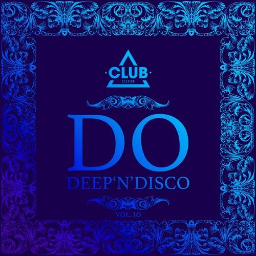 Do Deep'n'Disco, Vol. 10 by Various Artists