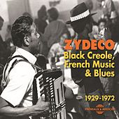Zydeco: Black Creole, French Music & Blues (1929-1972) de Various Artists