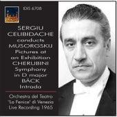 Mussorgsky: Pictures at an Exhibition - Cherubini: Symphony in D Major - Bäck: Intrada by Orchestra Del Teatro La Fenice Di Venezia
