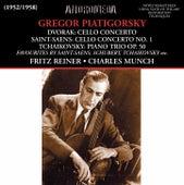 Saint-Saëns & Dvořák: Cello Concertos (Remastered) von Various Artists