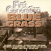First-Generation Bluegrass de Various Artists