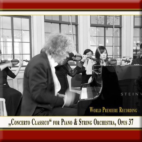 Franz Vorraber: Concerto classico for Piano & String Orchestra, Op. 37 by Franz Vorraber