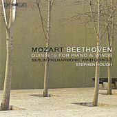 MOZART / BEETHOVEN: Piano Quintets by Stephen Hough