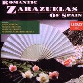 Jose Carreras Sings Romantic Zarzuelas of Spain by Various Artists