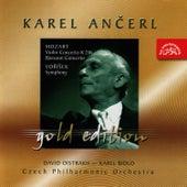 Ančerl Gold 18 Mozart: Concertos/Voříšek: Symphony in D major by Czech Philharmonic Orchestra