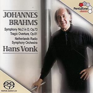 BRAHMS: Symphony No. 2 / Tragic Overture by Netherlands Radio Symphony Orchestra