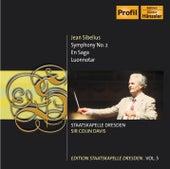 Sibelius: Symphony No. 2 / En Saga / Luonnotar by Staatskapelle Dresden