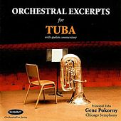 Orchestral Excerpts for Tuba by Gene Pokorny