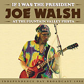 If I Was the President (Live) by Joe Walsh