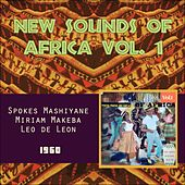 New Sounds Of Africa Vol. 1 (Origial Album - 1960) de Various Artists