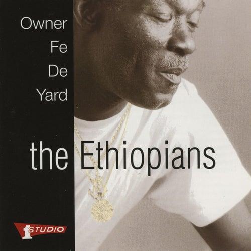 Owner Fe De Yard by The Ethiopians