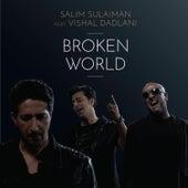 Broken World (feat. Vishal Dadlani) - Single by Salim-Sulaiman