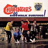 The Challengers Go Sidewalk Surfing! de The Challengers