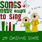 25 Christmas Songs von Songs Kids Love To Sing