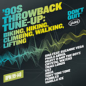 Body By Jake: '90s Throwback Tune-Up: Biking, Hiking, Climbing, Walking, Lifting  (BPM 99-140) de Various Artists