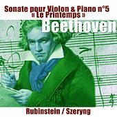 Beethoven: Sonate pour violon et piano No. 5
