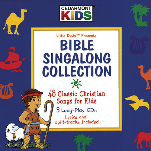 Bible Singalong by Cedarmont Kids