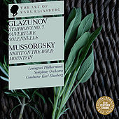 Glazunov: Symphony No. 7, Ouverture Solennelle - Mussorgsky: Night on the Bold Mountain de Karl Eliasberg