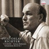 Schumann : Fantasy for Piano, Op. 17, Waldszenen, Op. 82, Fantasiestücke, Op. 12, Marsch von Sviatoslav Richter