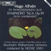 ALFVEN: Symphony No. 4, Op. 39 by Neeme Jarvi