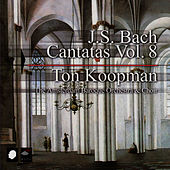 J.S. Bach Cantatas Vol. 8 by Amsterdam Baroque Orchestra