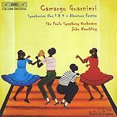 GUARNIERI: Symphonies Nos. 1 and 4 / Abertura Festiva by Sao Paulo Symphony Orchestra