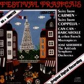 Festival Francais by José Serebrier