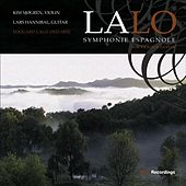LALO: Symphonie espagnole / Fantasie novergienne (for violin and guitar) di Kim Sjogren