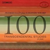 Sorabji: 100 Transcendental Studies: Nos. 1-25 von Fredrik Ullen