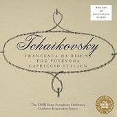 Tchaikovsky: Francesca da Rimini, The Voyevoda, Italian Capriccio de Konstantin Ivanov