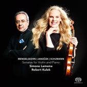 Sonatas for Violin and Piano de Robert Kulek