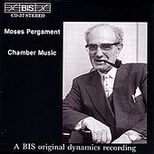 PERGAMENT: Chamber Music by Various Artists