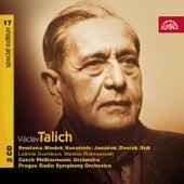 Talich Special Edition 17 Smetana, Dvorak, Suk, Janacek, Blodek, Kovarovic / Czech PO, PRSO, Talich de Various Artists