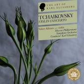 Tchaikovsky: Violin concerto in D Major by Valery Klimov