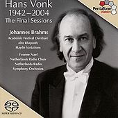 BRAHMS: Academic Festival Overture / Alto Rhapsody / Variations on a Theme by J. Haydn by Netherlands Radio Symphony Orchestra