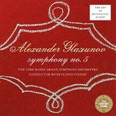Glazunov: Symphony No. 5 de Konstantin Ivanov