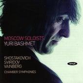 Shostakovich/Sviridov/Vainberg/Moscow Soloists/Bashmet de Moscow Soloists; Yuri Bashmet