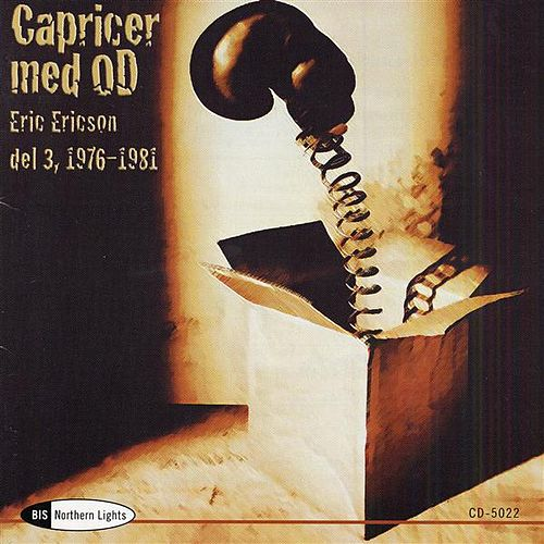 CAPRICES WITH ORPHEI DRANGER, Vol.3 (1976 - 1981) by Orphei Drangar