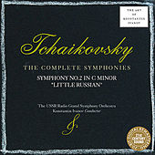 Tchaikovsky: Symphony No. 2 de Konstantin Ivanov