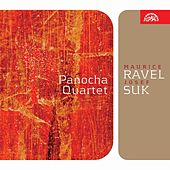 Suk: String Quartet No.1, Meditation, Ravel: String Quartet / Panocha Quartet de Panocha Quartet